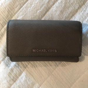 Michael Kors Cinder Leather Wallett